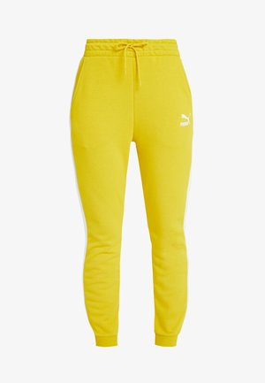 CLASSICS TRACK PANT - Teplákové kalhoty - sulphur