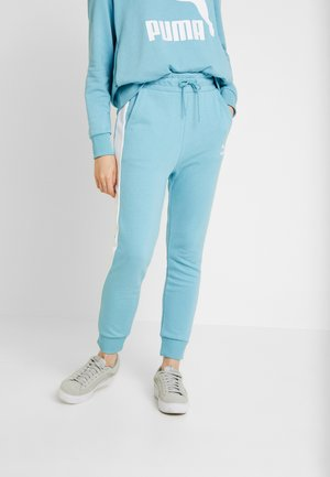 CLASSICS TRACK PANT - Tracksuit bottoms - milky blue