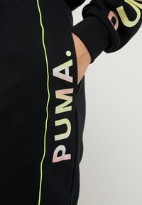Puma - CHASE PANT - Pantaloni sportivi - black - 5