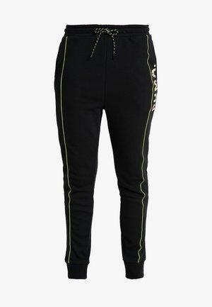 CHASE PANT - Teplákové kalhoty - black