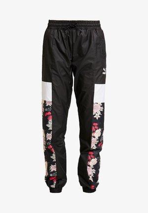 TREND PANTS  - Teplákové kalhoty -  black