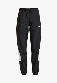 Puma - TRACK PANT - Tracksuit bottoms - black - 3