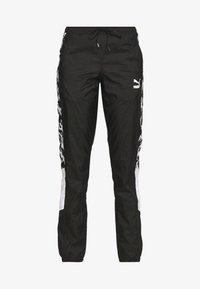 Puma - PANTS - Teplákové kalhoty - black - 3