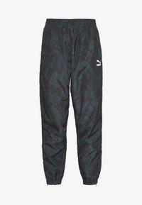 Puma - EMPOWER SOFT WOVEN TRACK PANTS - Pantalon de survêtement - greengables - 3