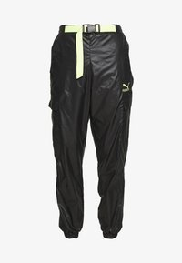 Puma - PANTS - Pantalon de survêtement - black - 3