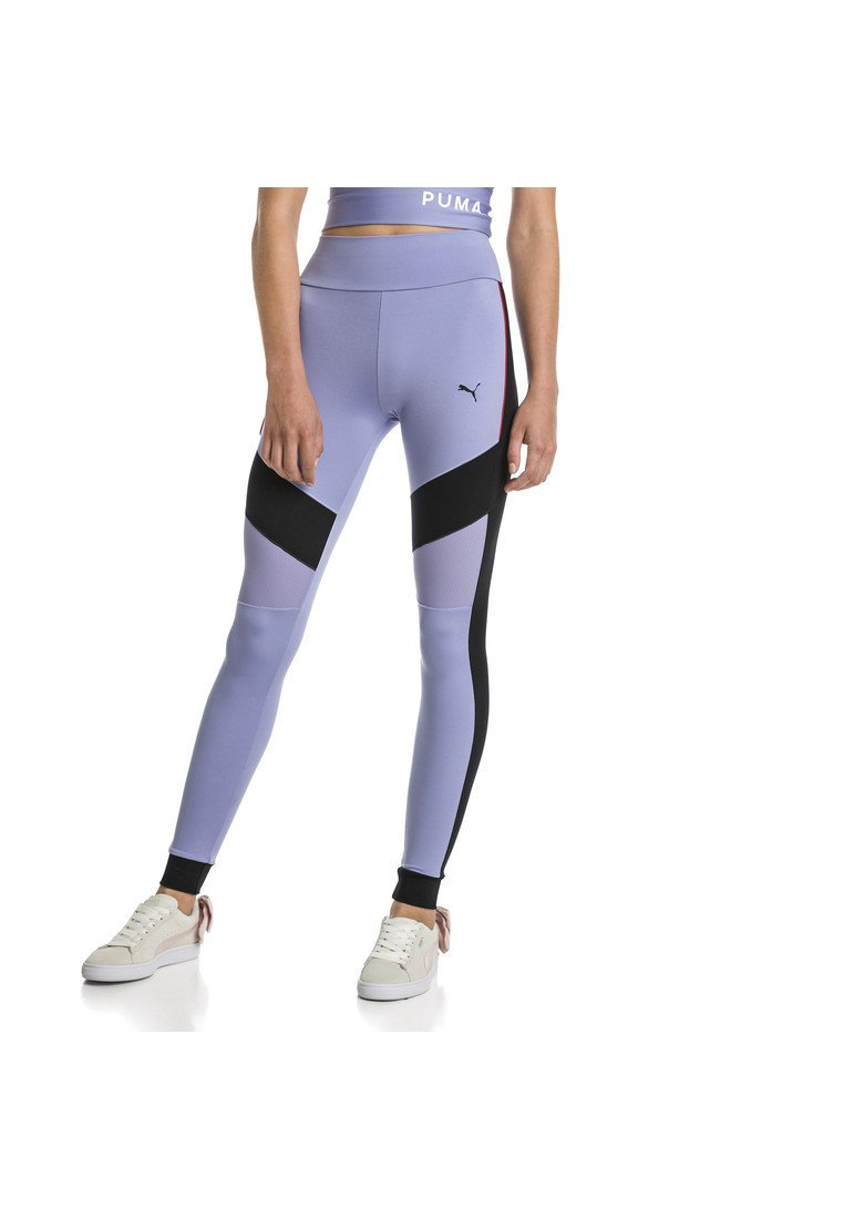 Puma - Leggings - Trousers - sweet lavender