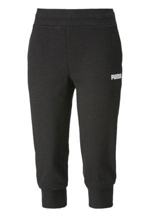 Jogginghose - cotton black