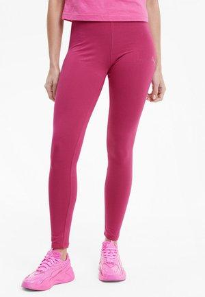 EVIDE - Leggings - Trousers - glowing pink