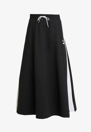 CLASSICS SKIRT - A-line skjørt - black