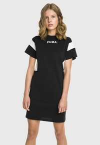 Puma - CHASE  - Day dress - black - 0