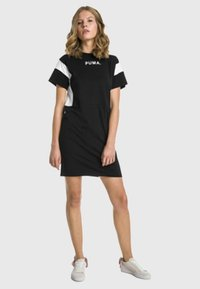 Puma - CHASE  - Day dress - black - 1