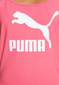 Puma - CLASSICS SLEEVELESS DRESS - Vestido de tubo - bubblegum - 4