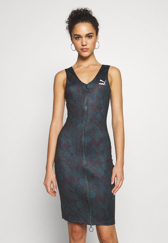 EMPOWER BODYCON DRESS - Žerzejové šaty - multicolor