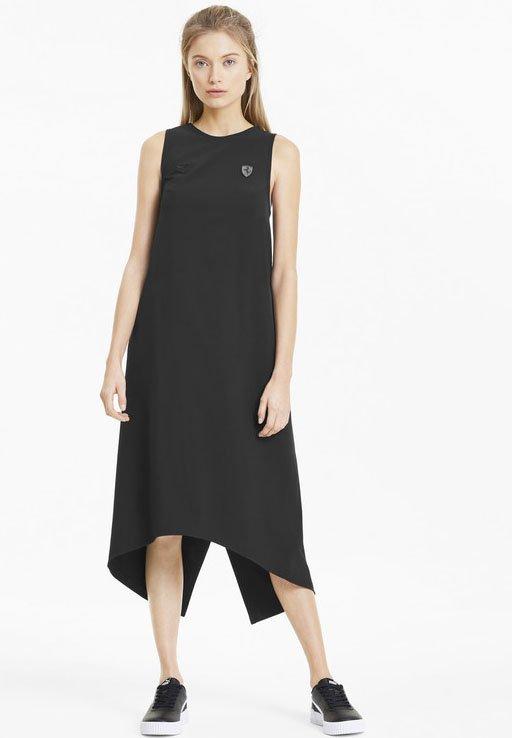 KVINNA - Korte jurk - black