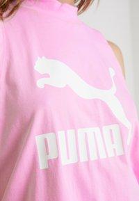 Puma - CLASSICS LOGO TANK - Top - pale pink - 5
