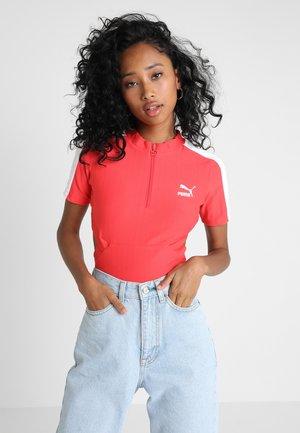 CLASSICS - Print T-shirt - hibiscus