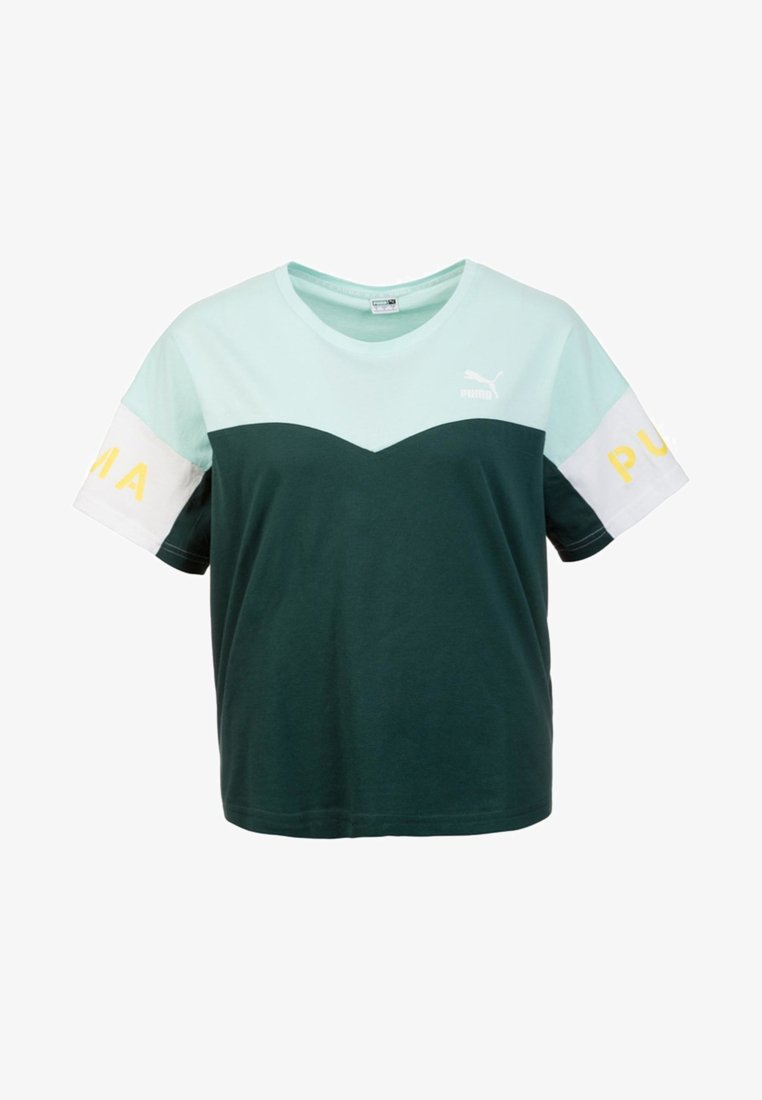 Puma - T-Shirt print - ponderosa pine