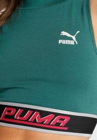 Puma - Top - posy green - 5
