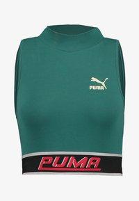 Puma - Top - posy green - 4