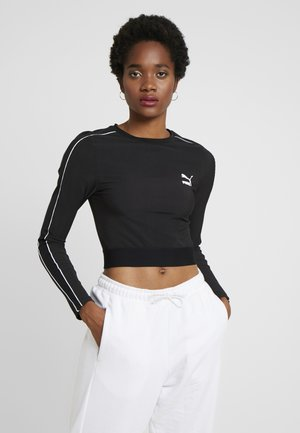 CLASSICS - Long sleeved top - black