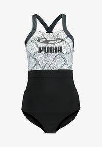 Puma - SNAKE CLASSIC BODYSUIT - Body - black - 3