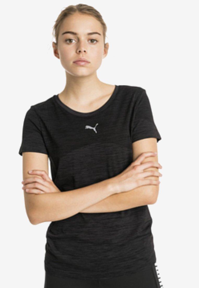 Puma - T-Shirt print - puma black
