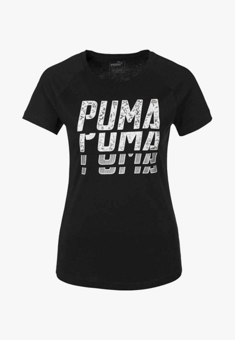 Puma - T-shirts print - black