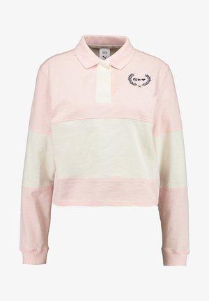 PUMA X SELENA GOMEZ RUGBY - Koszulka polo - pink dogwood