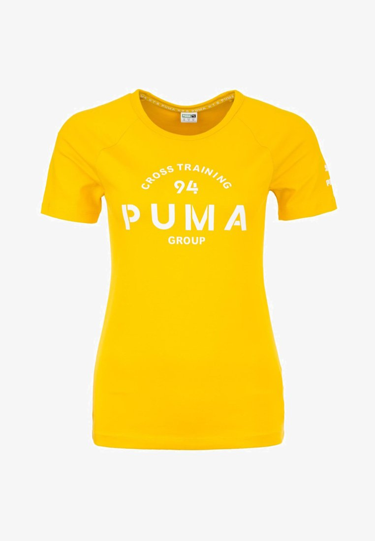 Puma - XTG - T-Shirt print - yellow