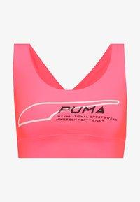 Puma - EVIDE CROP - Top - ignite pink - 3