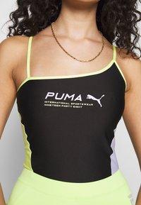 Puma - EVIDE SLEEVELESS BODY - Top - black - 5