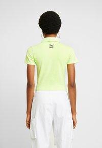 Puma - CONTOUR - T-shirt con stampa - sharp green - 2