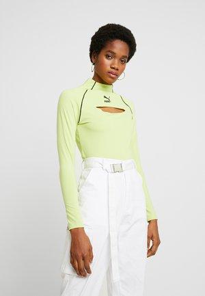 Maglietta a manica lunga - sharp green