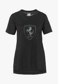 Puma - T-shirt imprimé -  black - 3