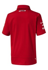 Puma - Polo shirt - red - 1
