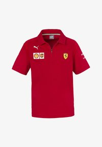 Puma - Polo shirt - red - 0