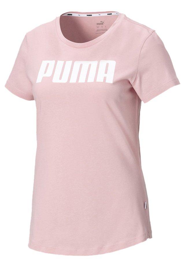 T-Shirt print - bridal rose