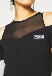 Puma - CUTOUT BODY - Top - black - 5