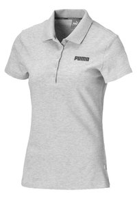 Puma - Polo shirt - light gray heather - 0