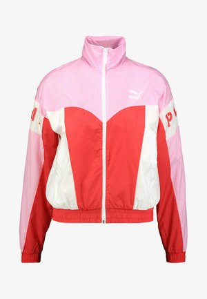 JACKET - Trainingsjacke - hibiscus