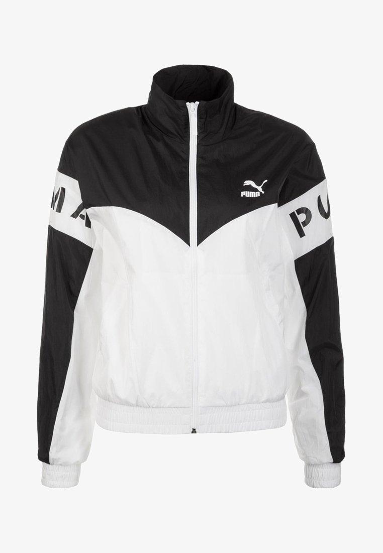 Puma - JACKET - Trainingsvest -  black