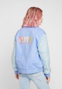 Puma - PUMA X SW - Bomberjacke - dream blue - 2