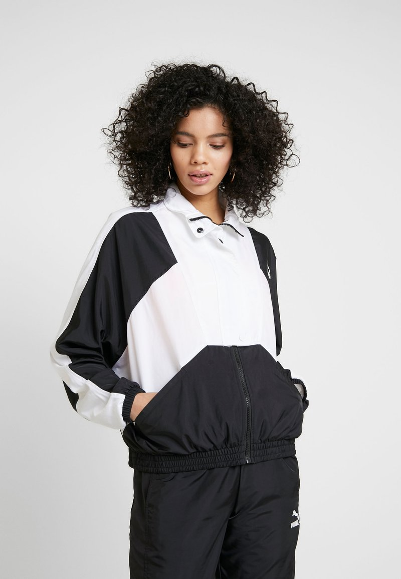 Puma - TRACK JACKET - Training jacket - black