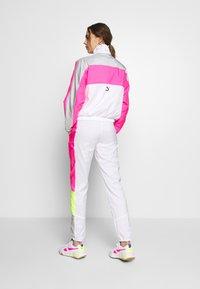 Puma - RETRO TRACK JACKET - Training jacket - white - 2