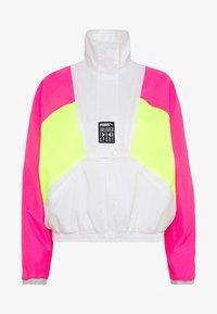 Puma - RETRO TRACK JACKET - Training jacket - white - 3