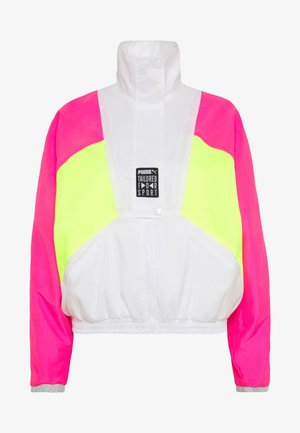 RETRO TRACK JACKET - Veste de survêtement - white