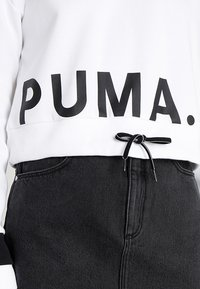Puma - CHASE CREW - Long sleeved top - white - 5