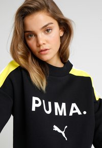 Puma - CHASE CREW - Long sleeved top - black - 3