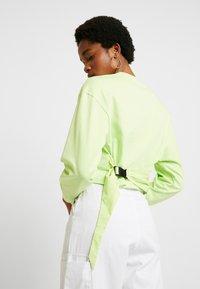 Puma - CREW - Maglietta a manica lunga - sharp green - 3