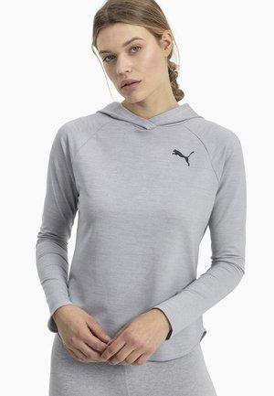 Hættetrøjer - light gray heather